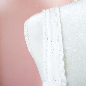 Free People Tops - Free People Make Me Up Bodysuit - Ivory - NWT